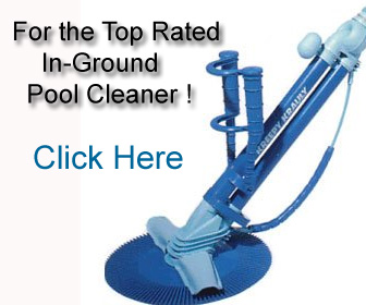 Kreepy Krauly InGround Pool Cleaner